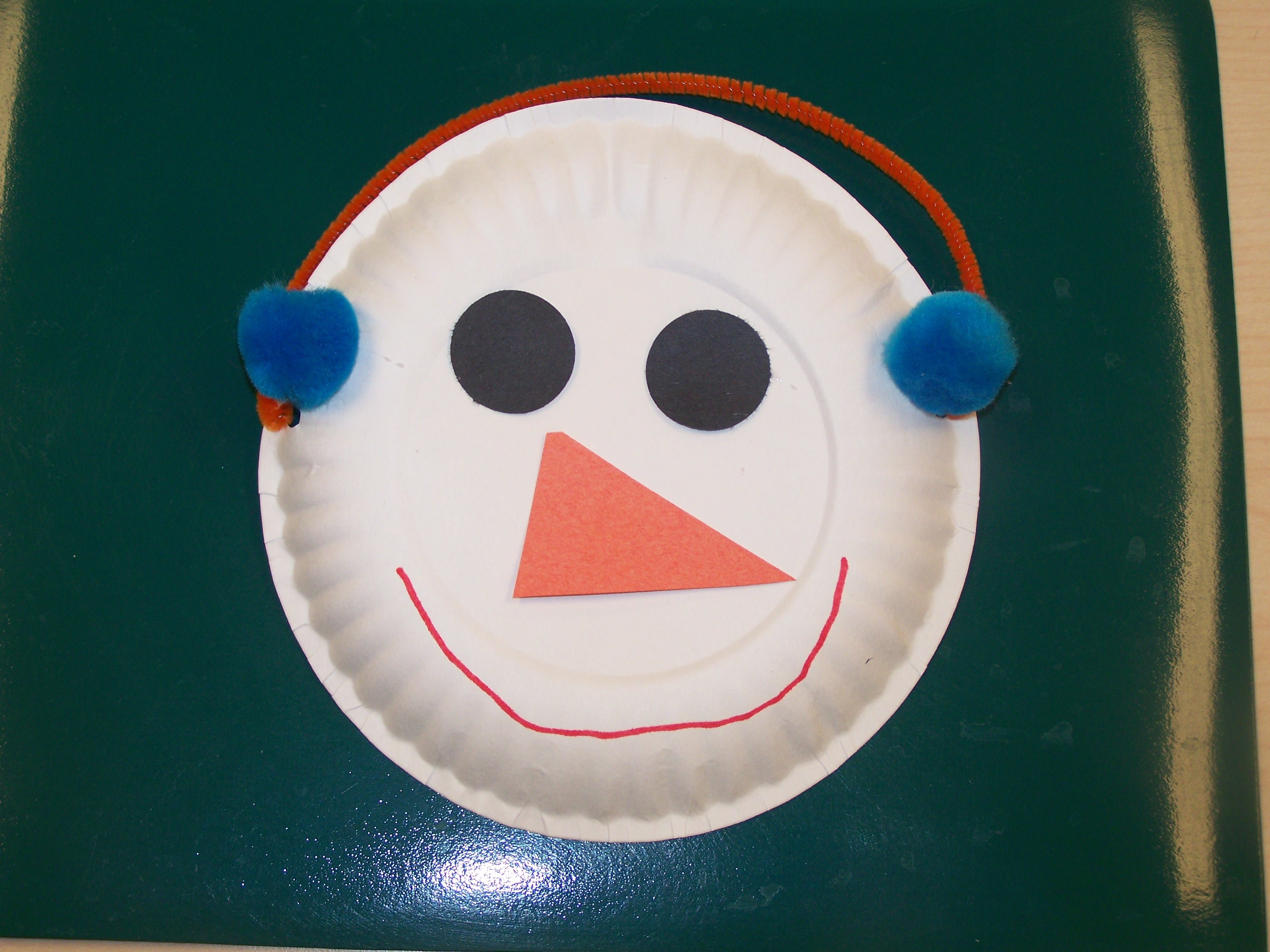 My montessori journey snowman art project here is the completed project jeuxipadfo Gallery